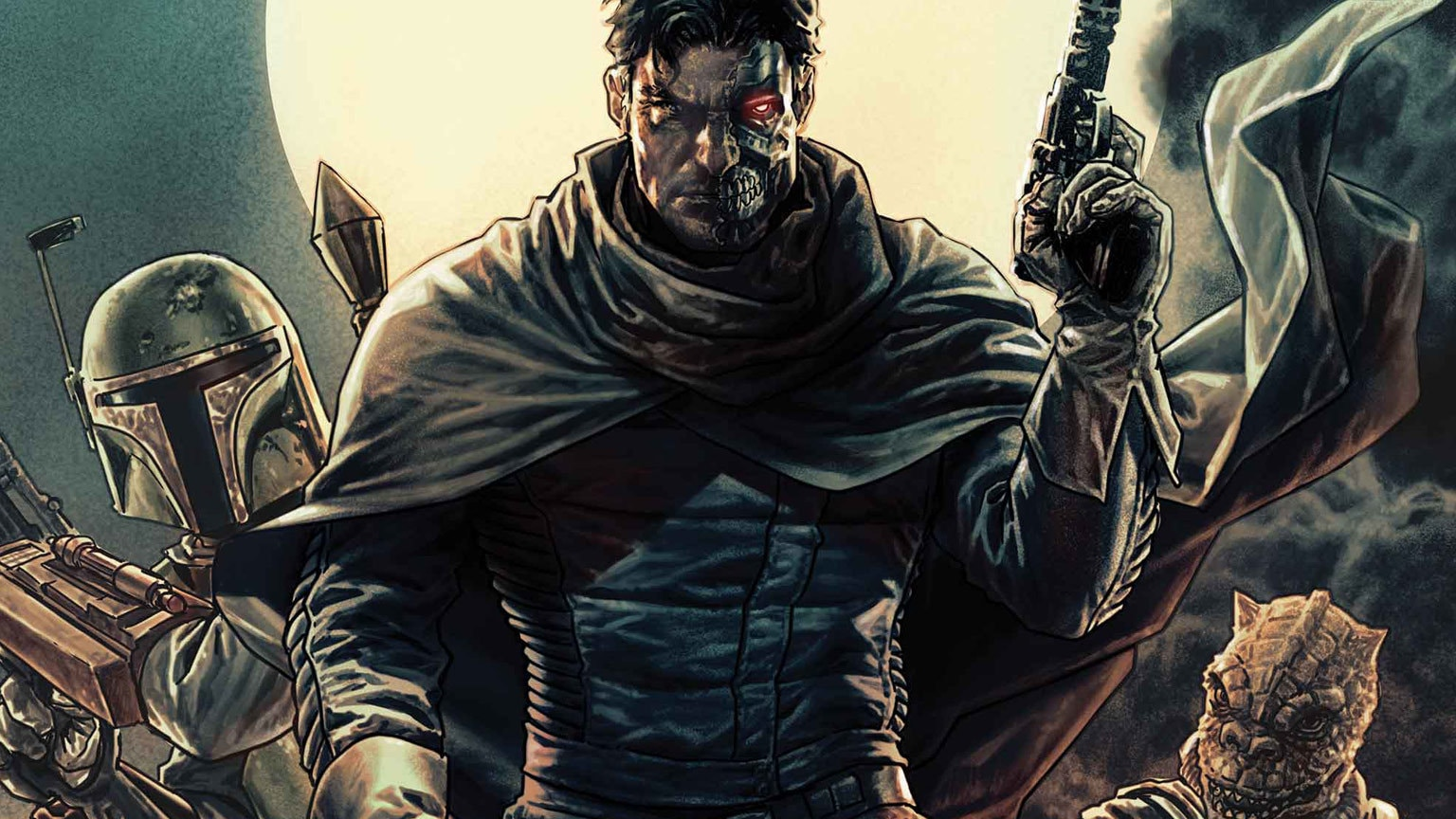 Revenge Rules in Marvel's Bounty Hunters, Set for March 2020 – Exclusive