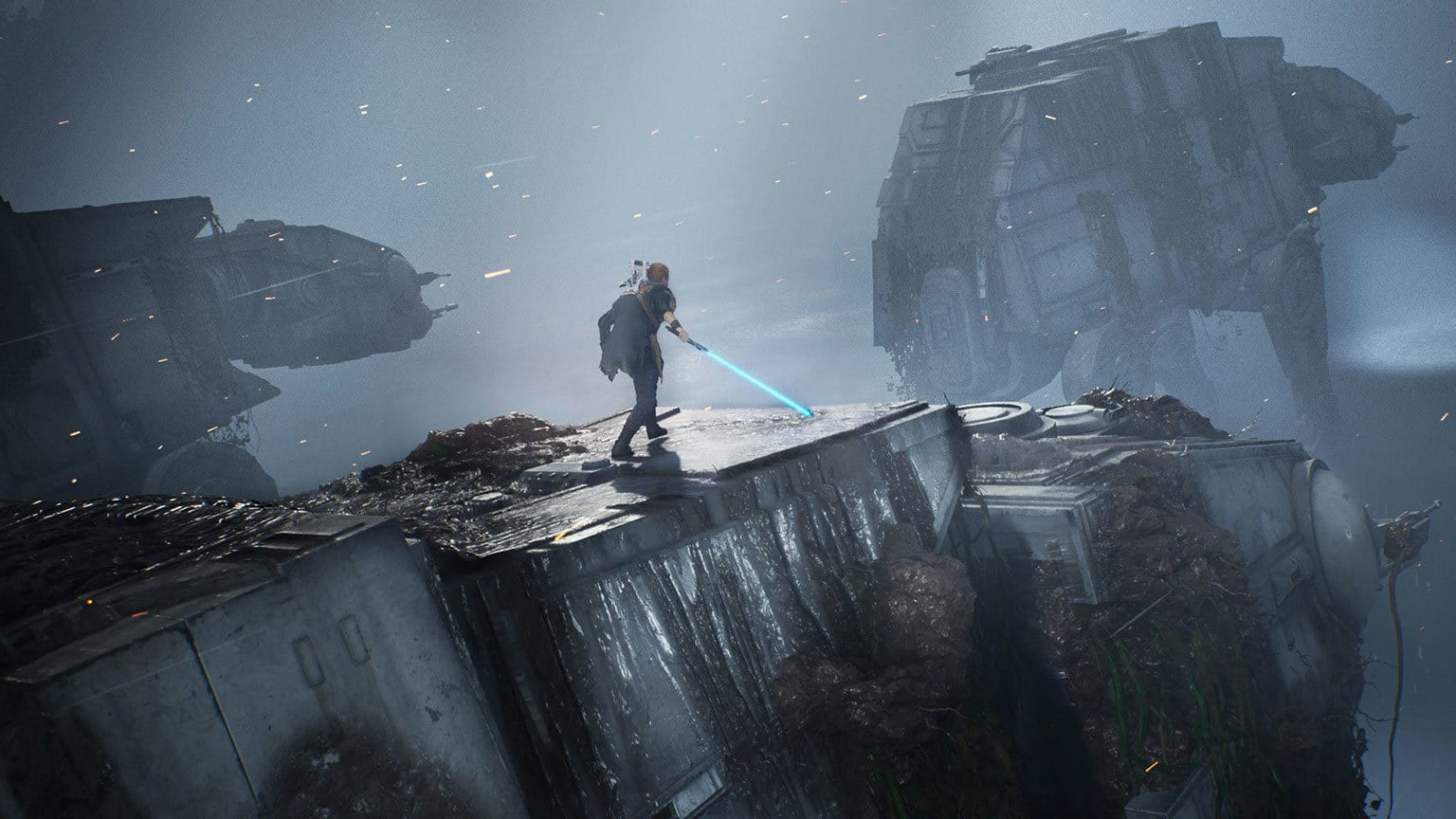 How Star Wars Jedi: Fallen Order Connects to the Larger World of Star Wars
