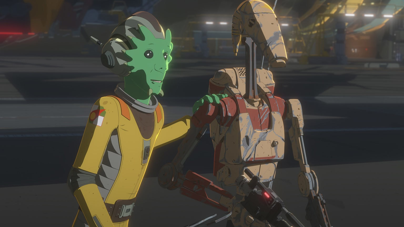 """Bucket's List Extra: 5 Fun Facts from """"The Mutiny"""" – Star Wars Resistance"""