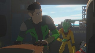 "Bucket's List Extra: 6 Fun Facts from ""No Place Safe"" – Star Wars Resistance"