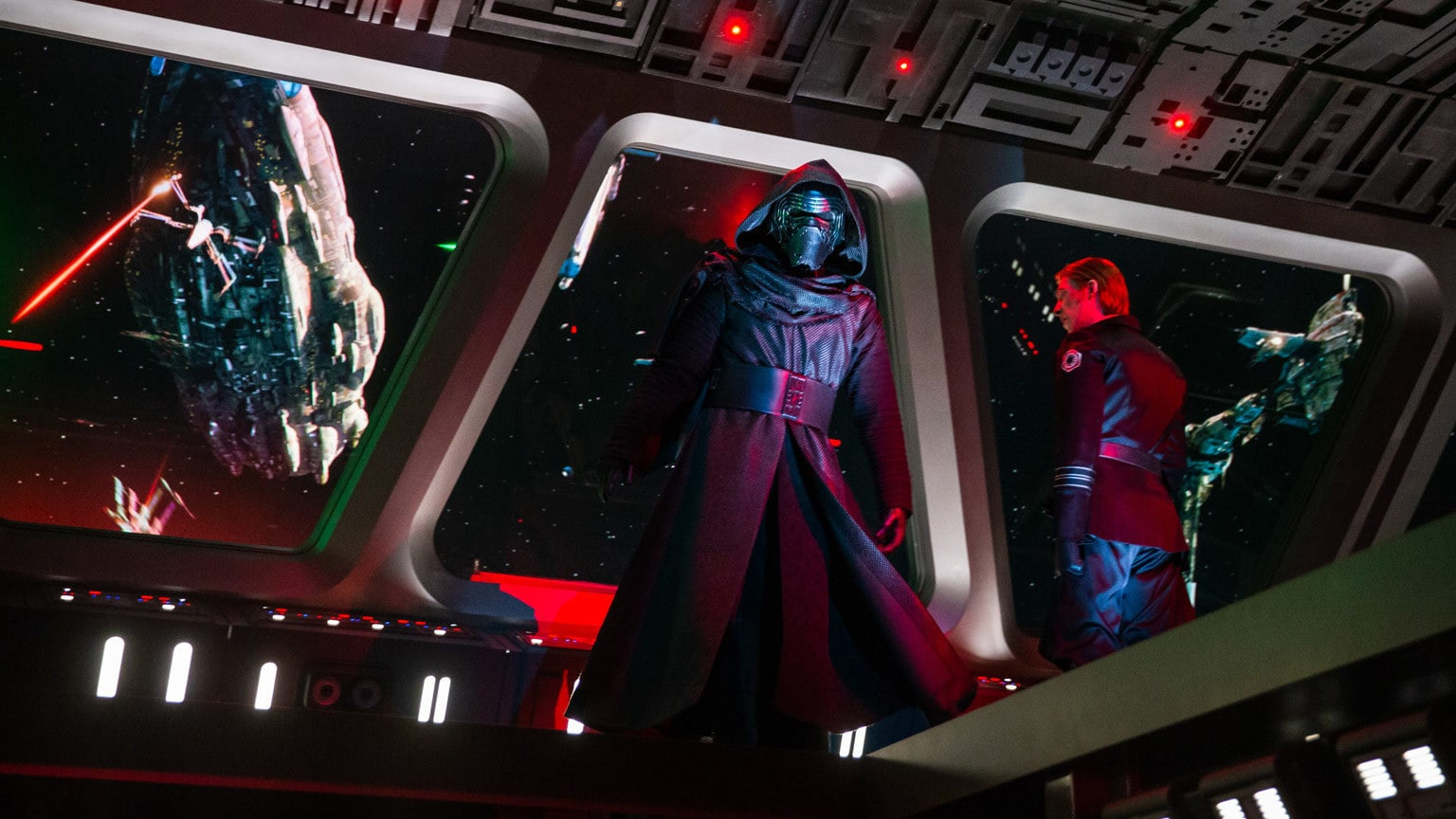 Star Wars: Rise of the Resistance Now Open at Disneyland!