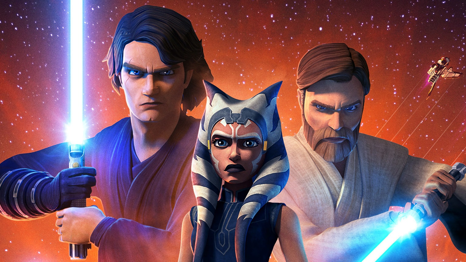 Star Wars: The Clone Wars Returns on Disney+ February 21