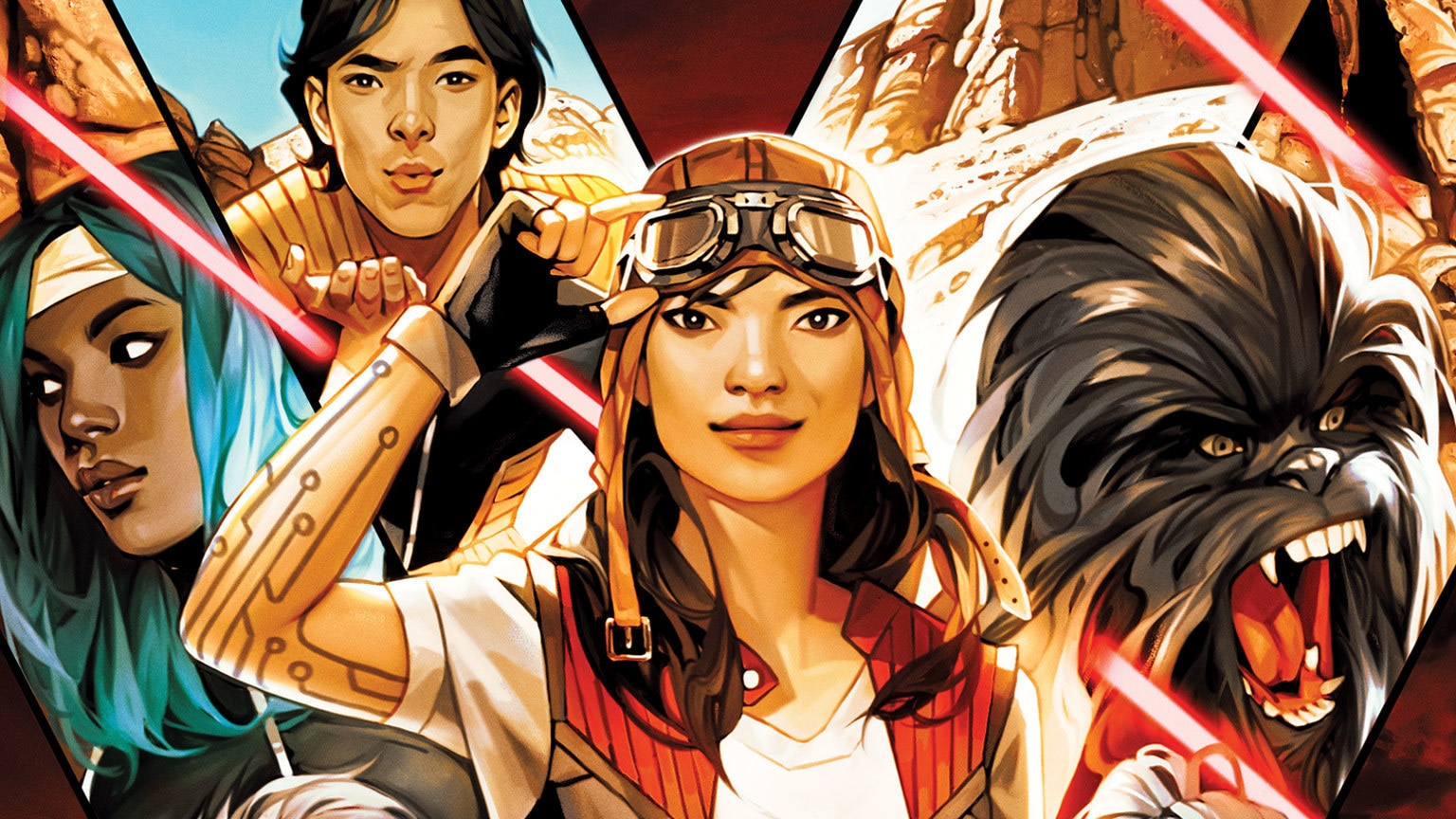 'You Never Know What's Going to Happen': Alyssa Wong on Her Upcoming Doctor Aphra Series – Exclusive