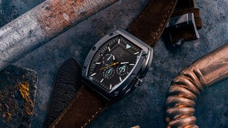 You Won't Want to Remove this Mandalorian-inspired Meister Watch