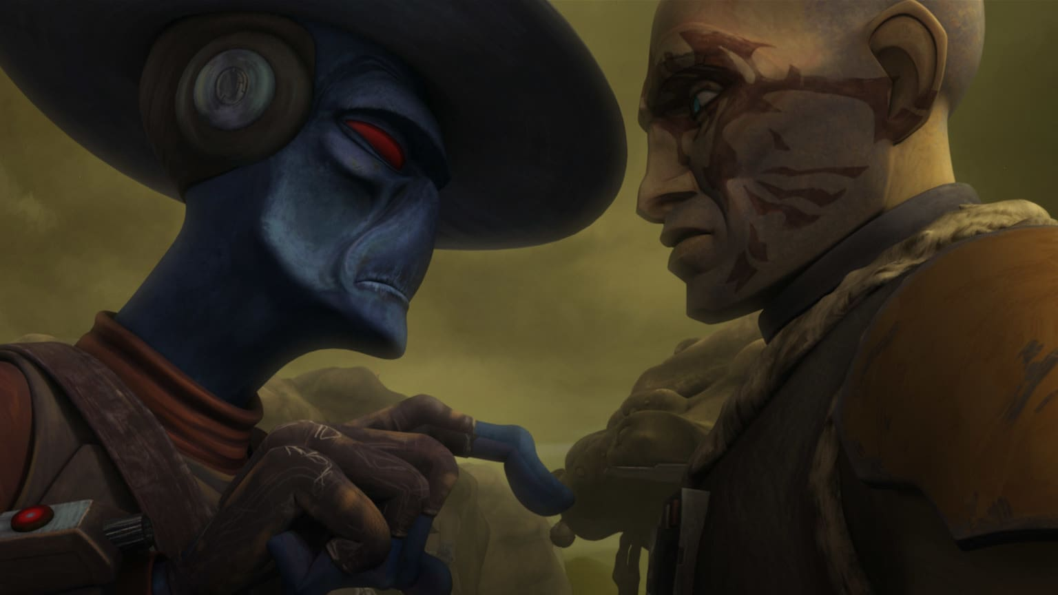 "The Clone Wars Rewatch: Keep Your ""Friends and Enemies"" Close"