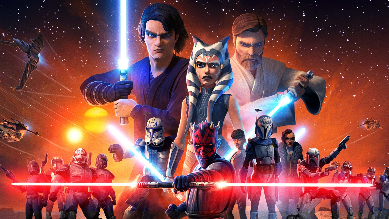 The Final Season of Star Wars: The Clone Wars Begins!