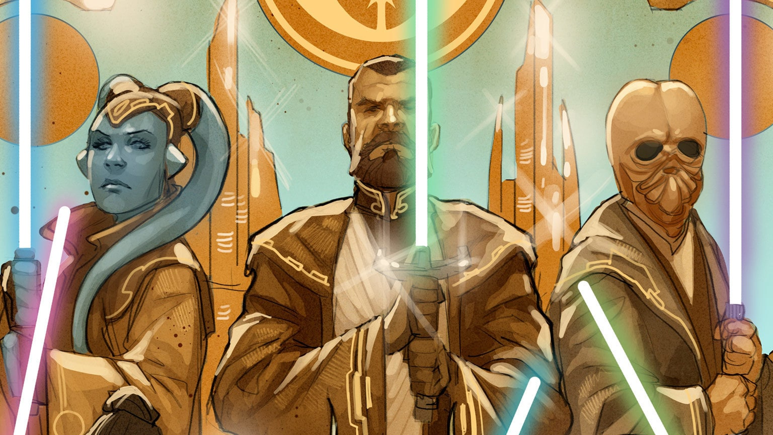 Lucasfilm to Launch Star Wars: The High Republic Publishing Campaign in 2021