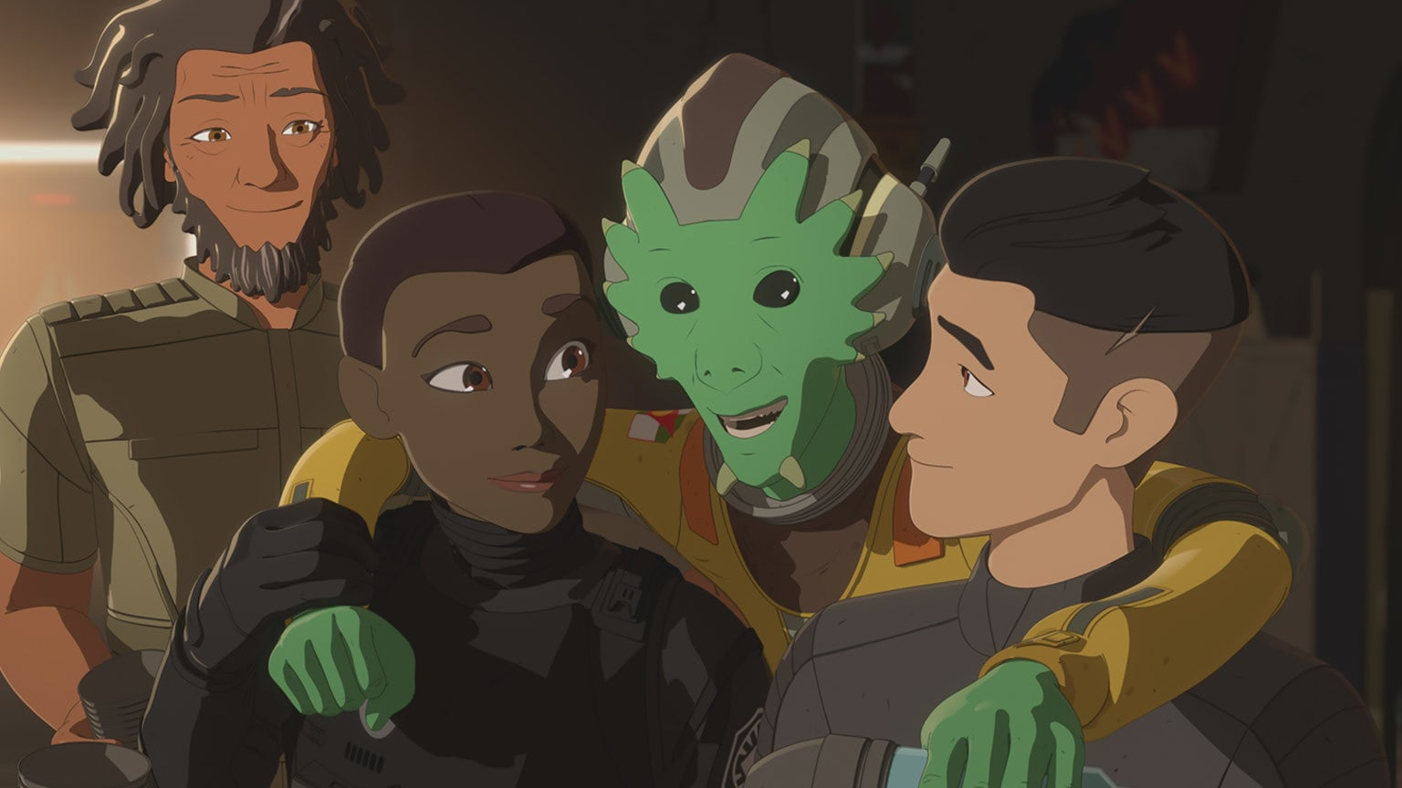 10 Essential Episodes of Star Wars Resistance to Watch on Disney+