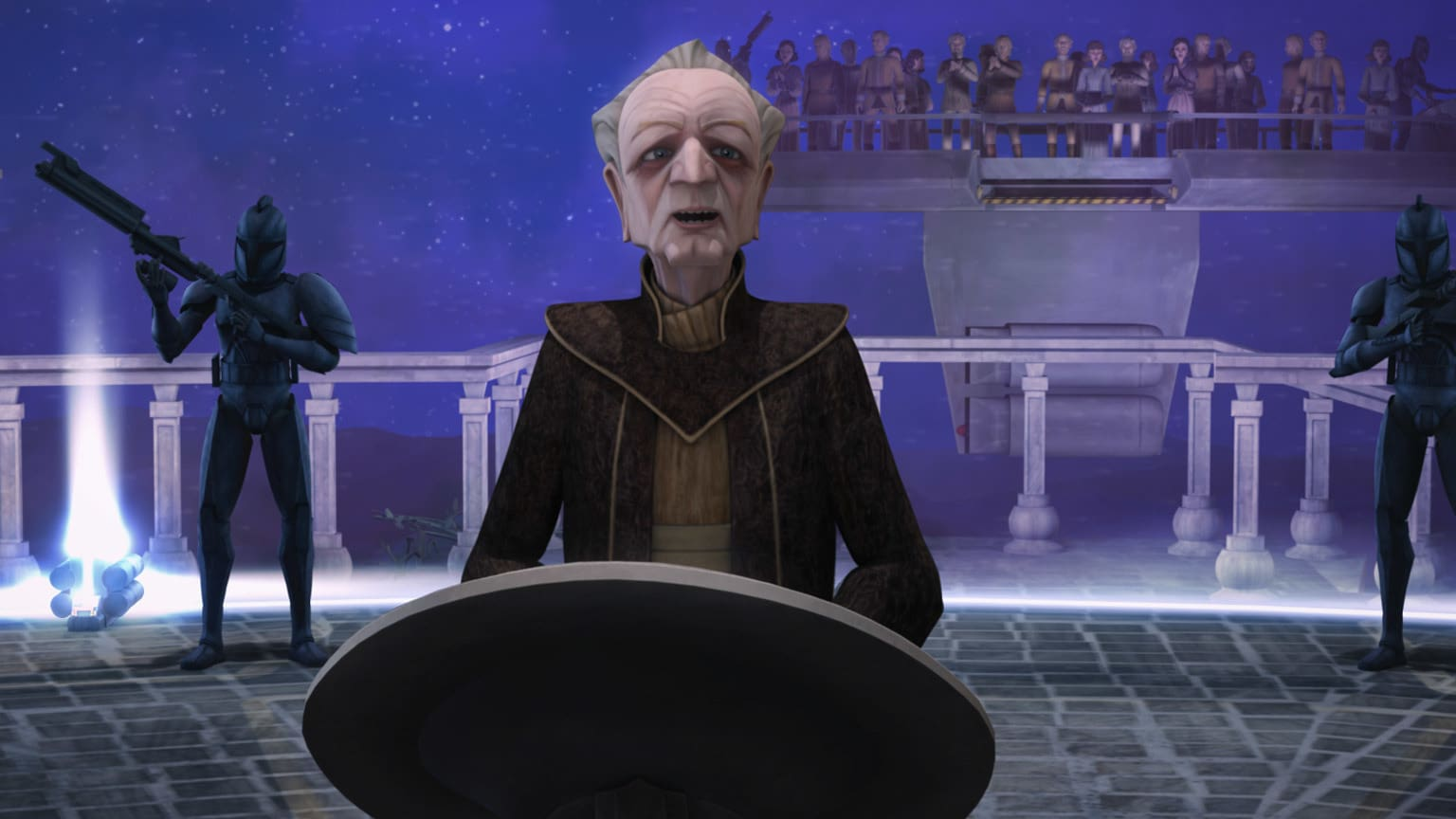 "The Clone Wars Rewatch: Foiling a ""Crisis on Naboo"""