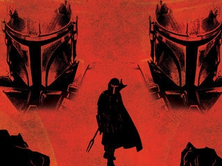 For Heroes & Villains, Western Art Meets The Mandalorian — Exclusive