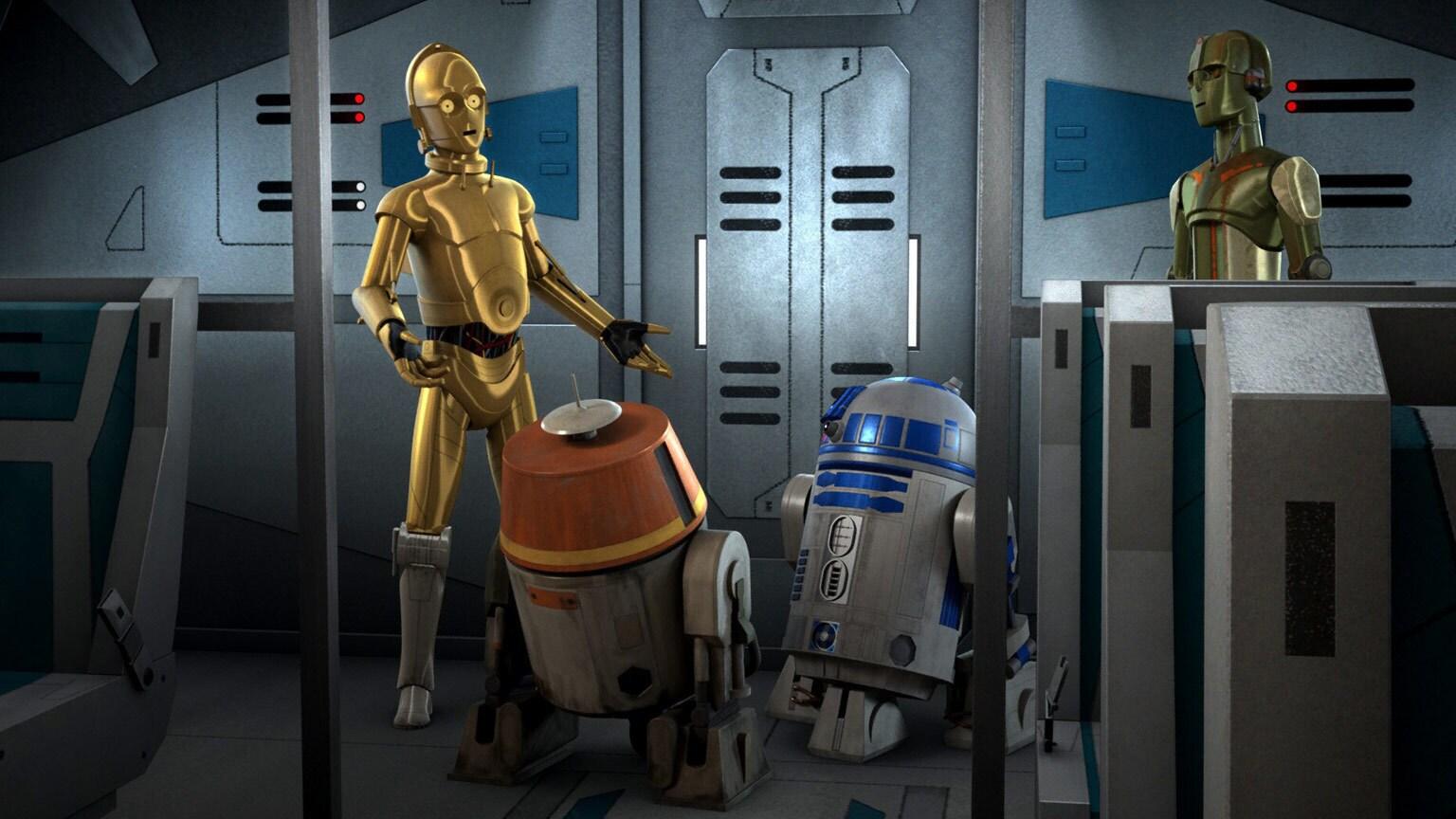 10 Star Wars Gems to Watch on Disney+