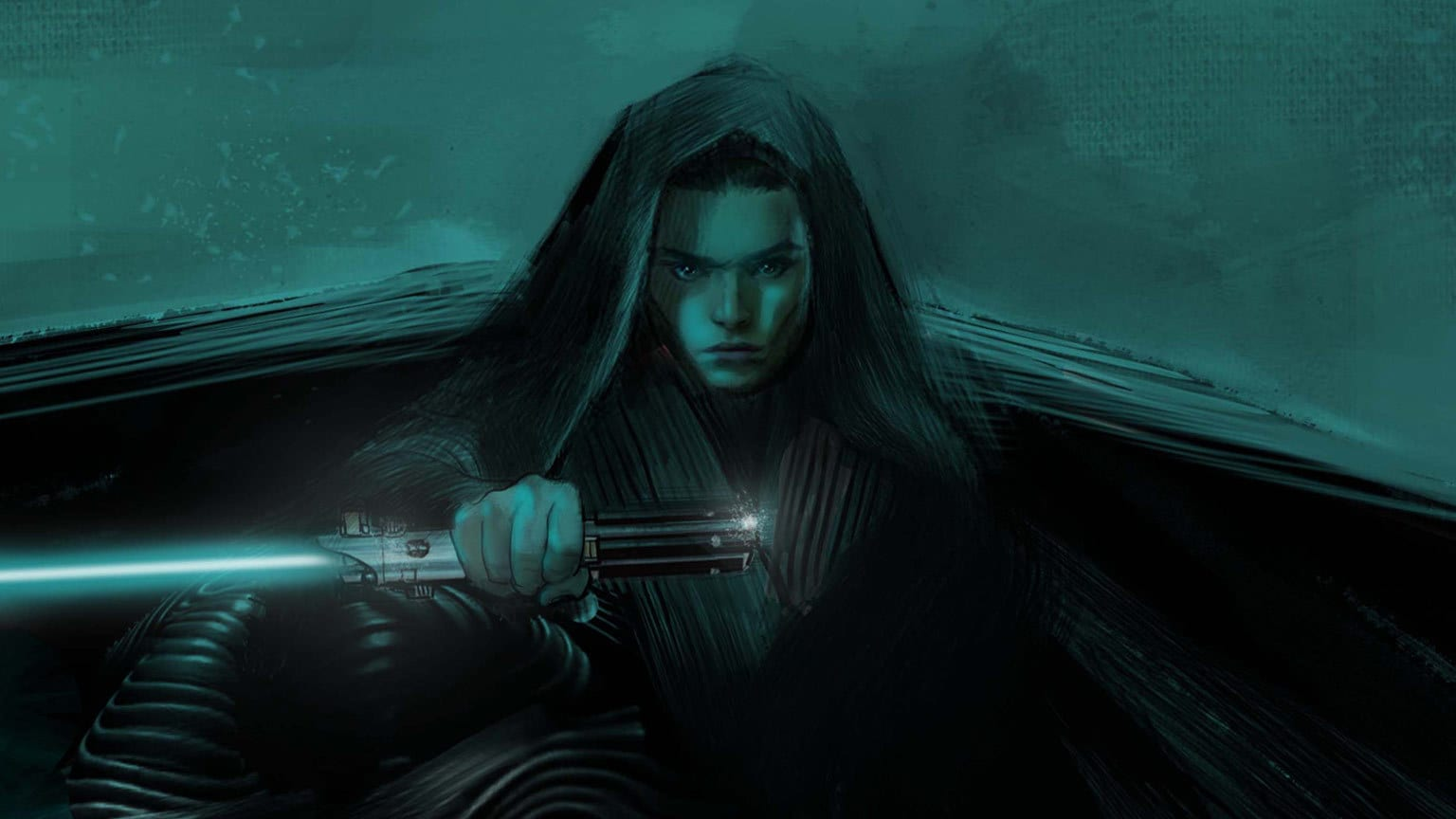 Check Out 5 Never-Before-Seen Works of Concept Art from The Art of Star Wars: The Rise of Skywalker