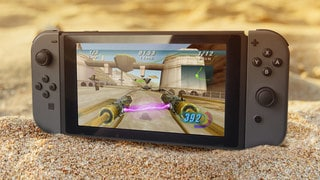 The Classic Star Wars Episode I Racer Comes to Nintendo Switch and PS4
