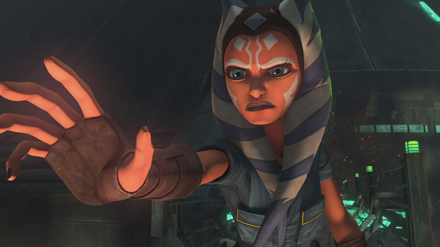 "Clone Wars First Look: ""Dangerous Debt"""