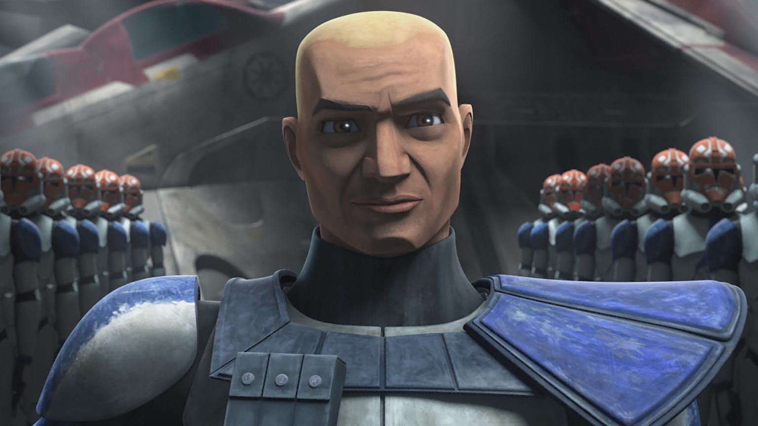 Quiz: Can You Guess the Characters from Star Wars: The Clone Wars?