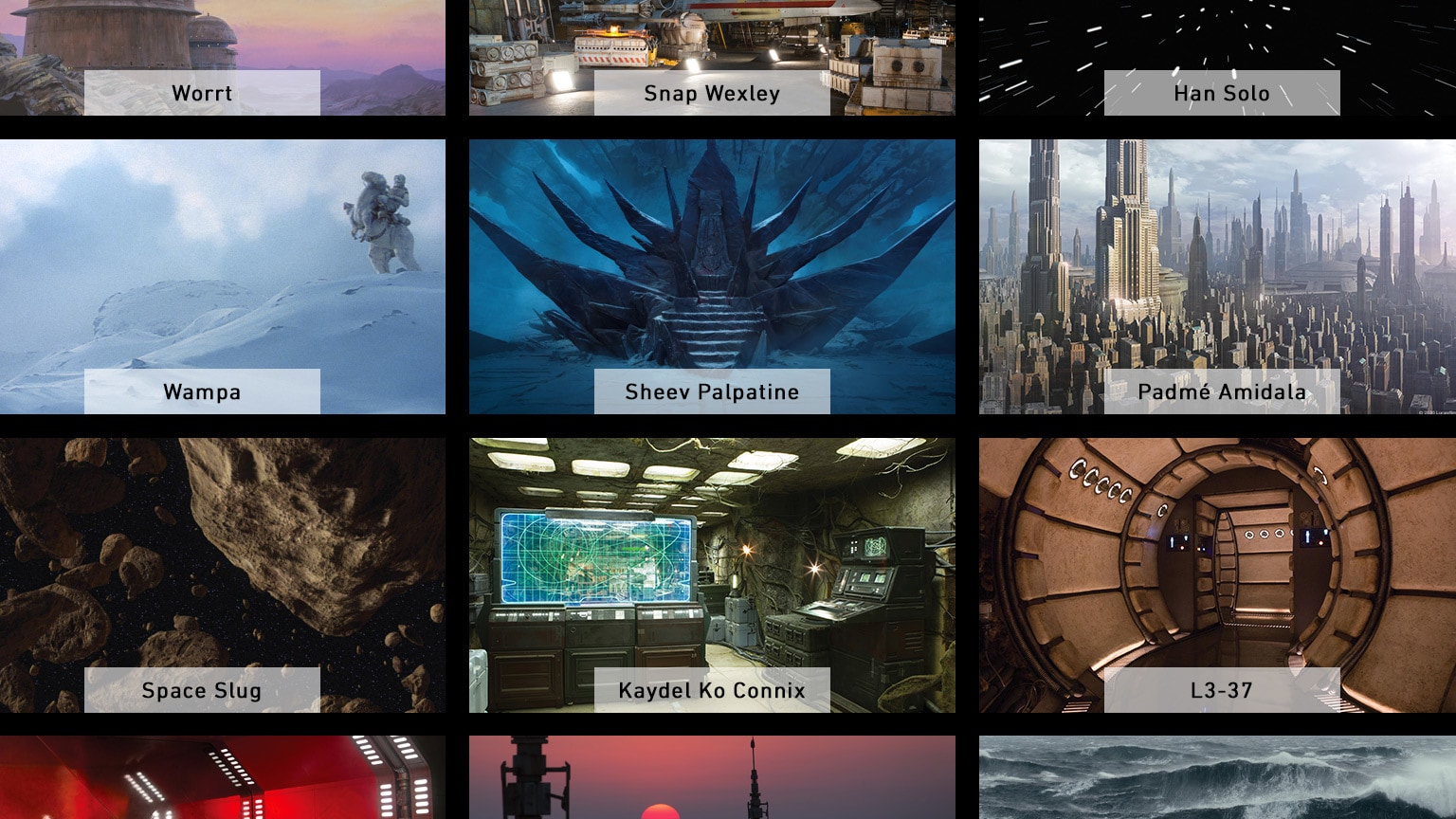 Join Meetings from A Galaxy Far, Far Away with These Star Wars Backgrounds