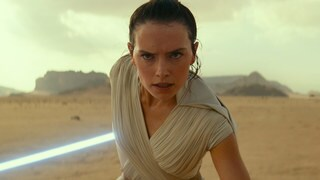 Teaching with  Star Wars: Rey's Journey in Star Wars: The Rise of Skywalker