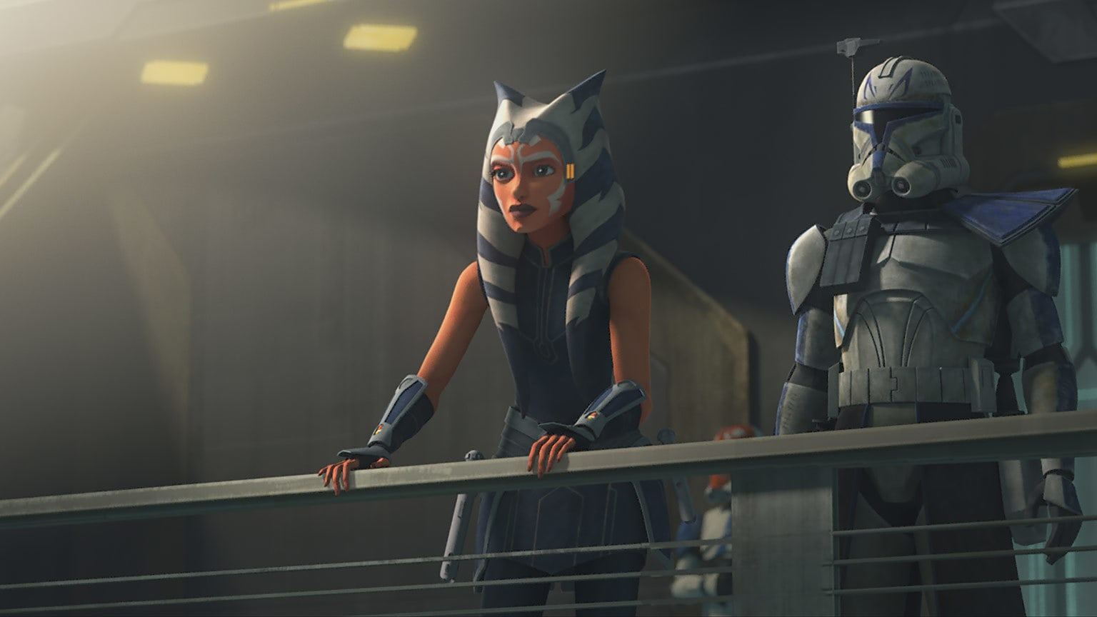 Teaching with Star Wars: Ahsoka's Argument with Obi-Wan