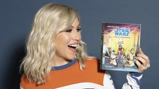 In I Am a Padawan, Ashley Eckstein Pens Lessons on Failure and Hope