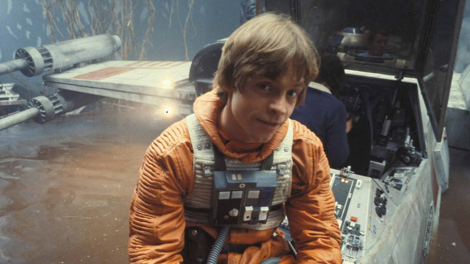 """Empire at 40   """"The Most Physically Grueling of Them All"""": Mark Hamill on Star Wars: The Empire Strikes Back"""