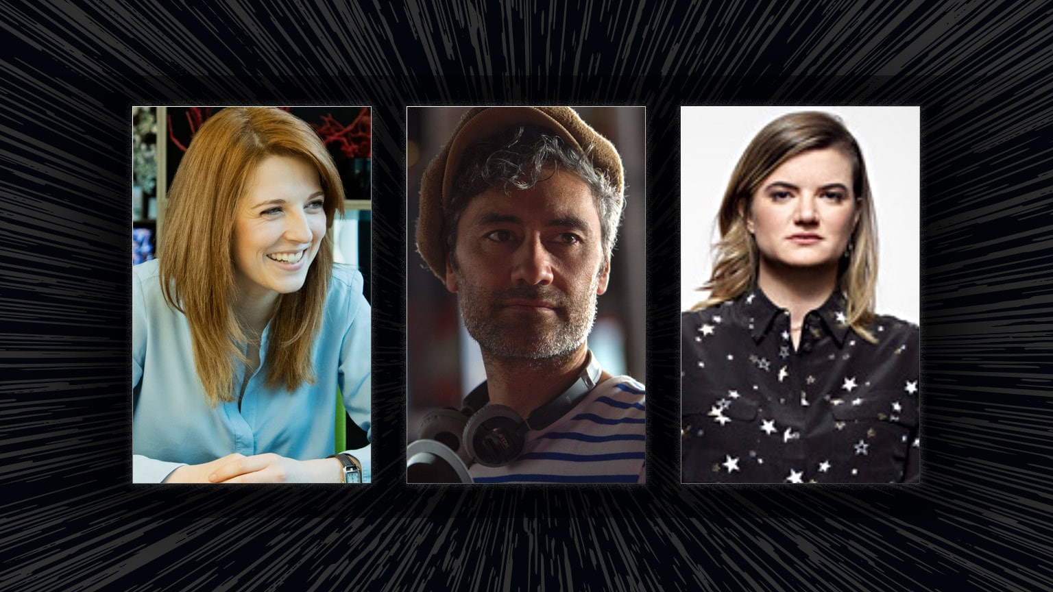 Academy Award Winner Taika Waititi to Direct and Co-Write new Star Wars Feature Film for Theatrical Release; Oscar Nominee Krysty Wilson-Cairns to Co-Write Screenplay with Waititi