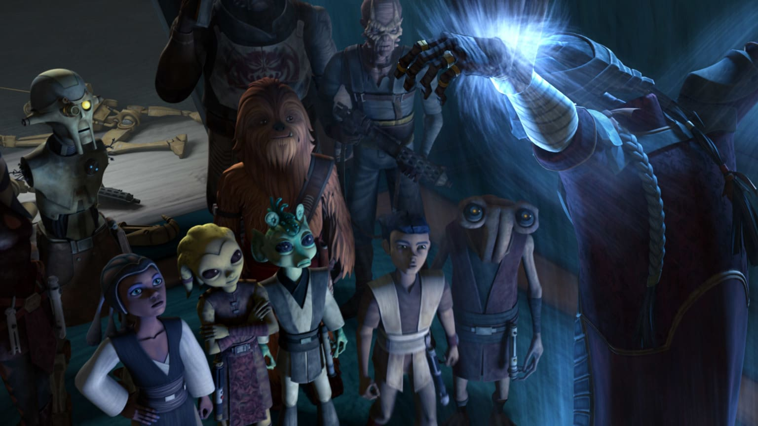 "The Clone Wars Rewatch: ""A Necessary Bond"" With the Enemy"