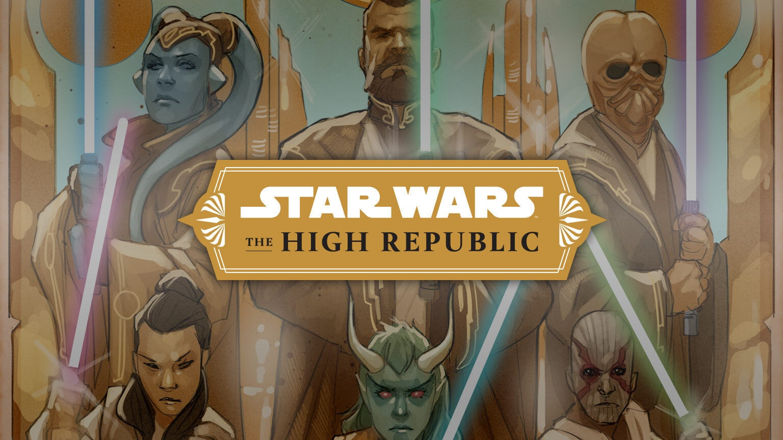 Star Wars: The High Republic Sees Revised Release Dates