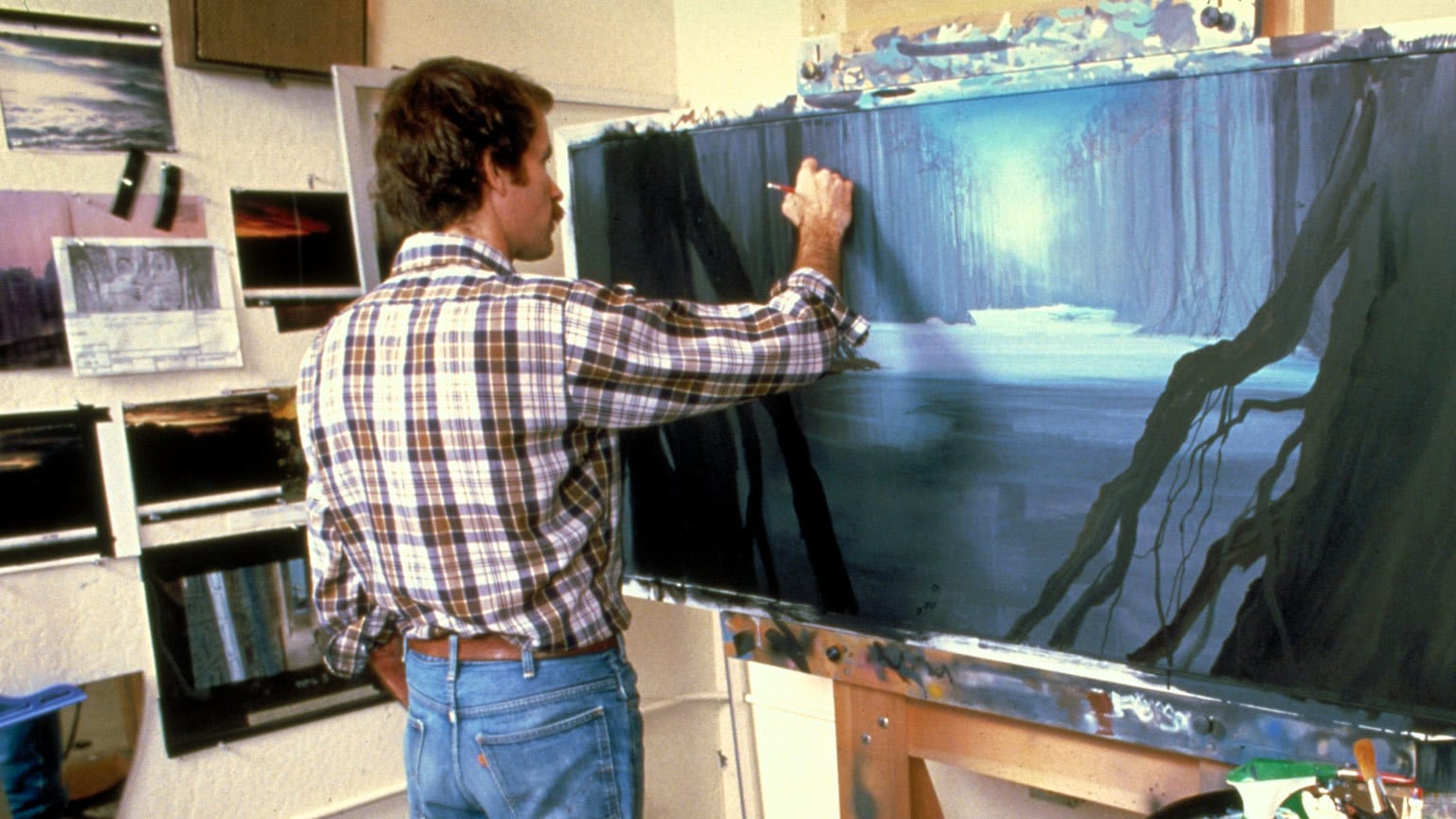 Empire at 40 | The Stories Behind 5 Amazing Matte Paintings from Star Wars: The Empire Strikes Back