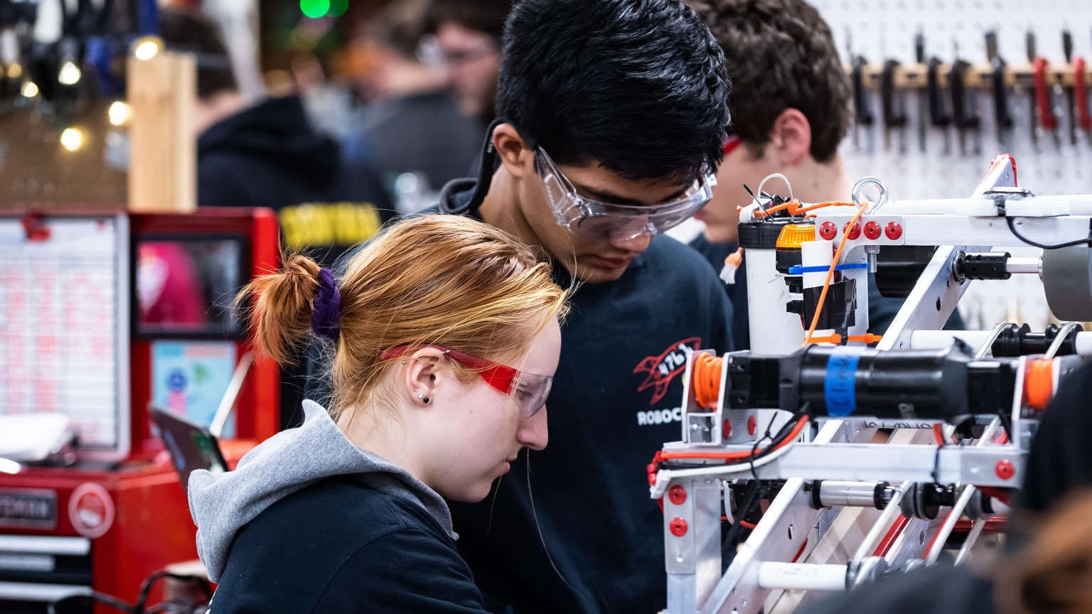 The FIRST Robotics Community Embodies the Mission of Star Wars: Force for Change