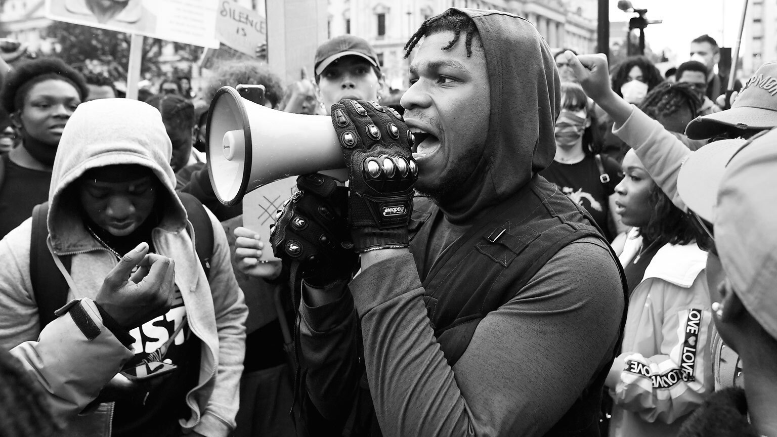 Lucasfilm Stands with John Boyega