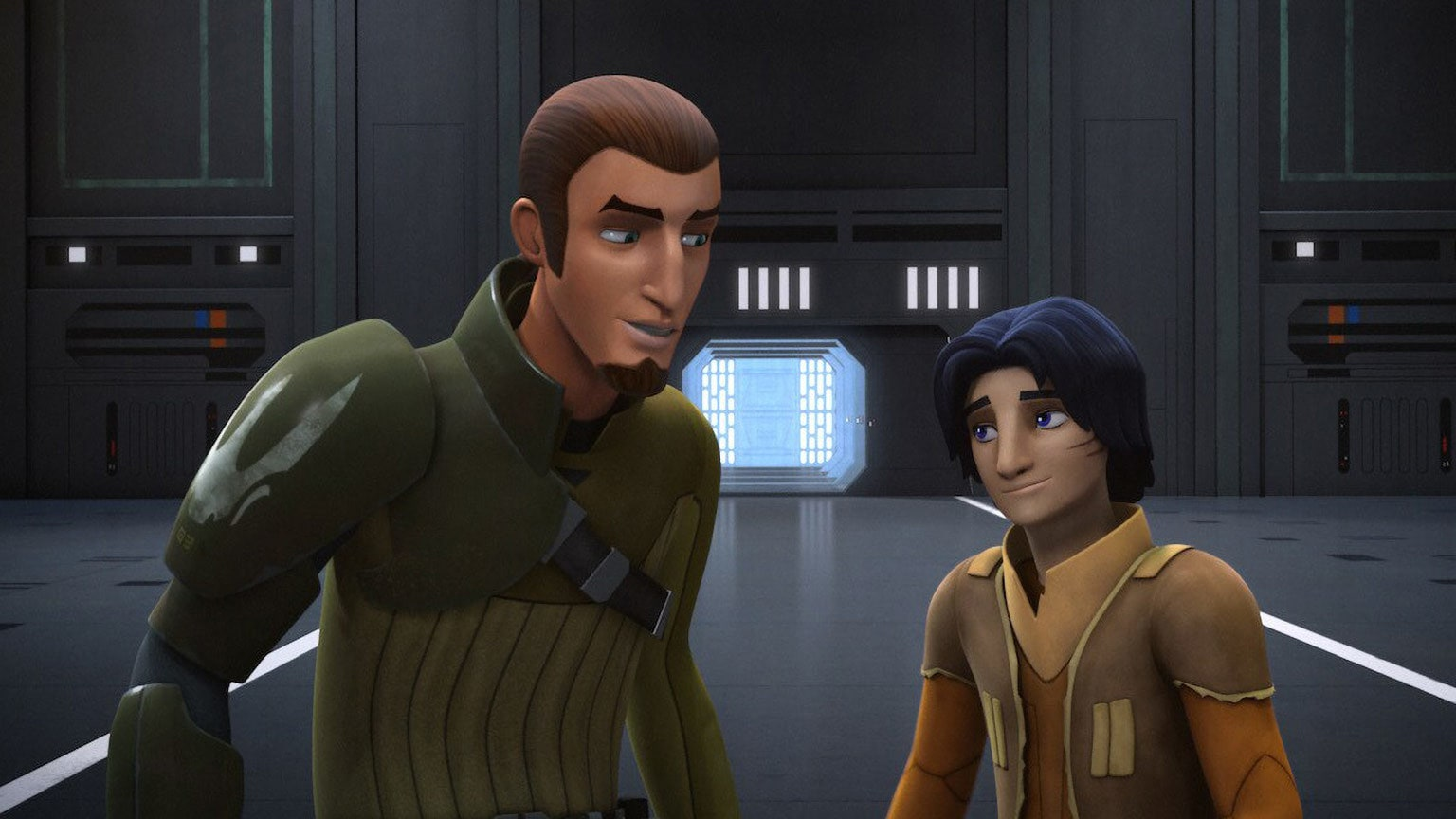 Teaching with Star Wars: Kanan Jarrus and the Importance of Commitment