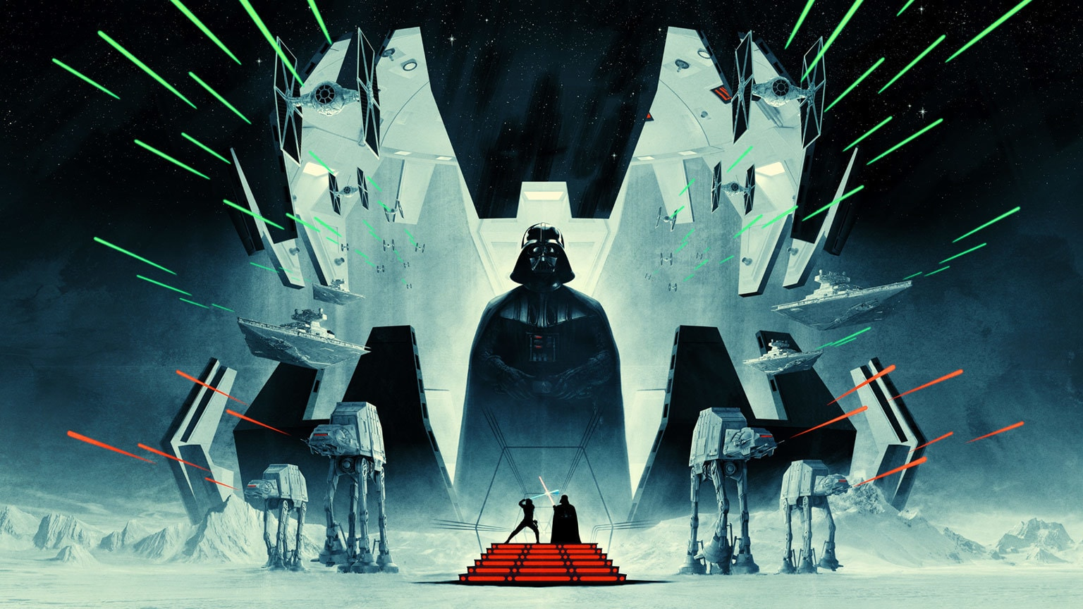 Empire at 40 | Matt Ferguson Discusses the Making of His Incredible Star Wars: The Empire Strikes Back Poster