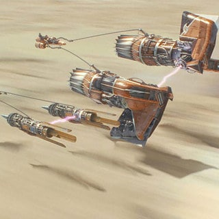 Poll: Which Podracer is the Coolest – Anakin's or Sebulba's?