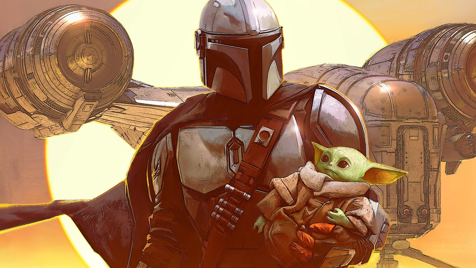 The Mandalorian Publishing Program Revealed – Exclusive
