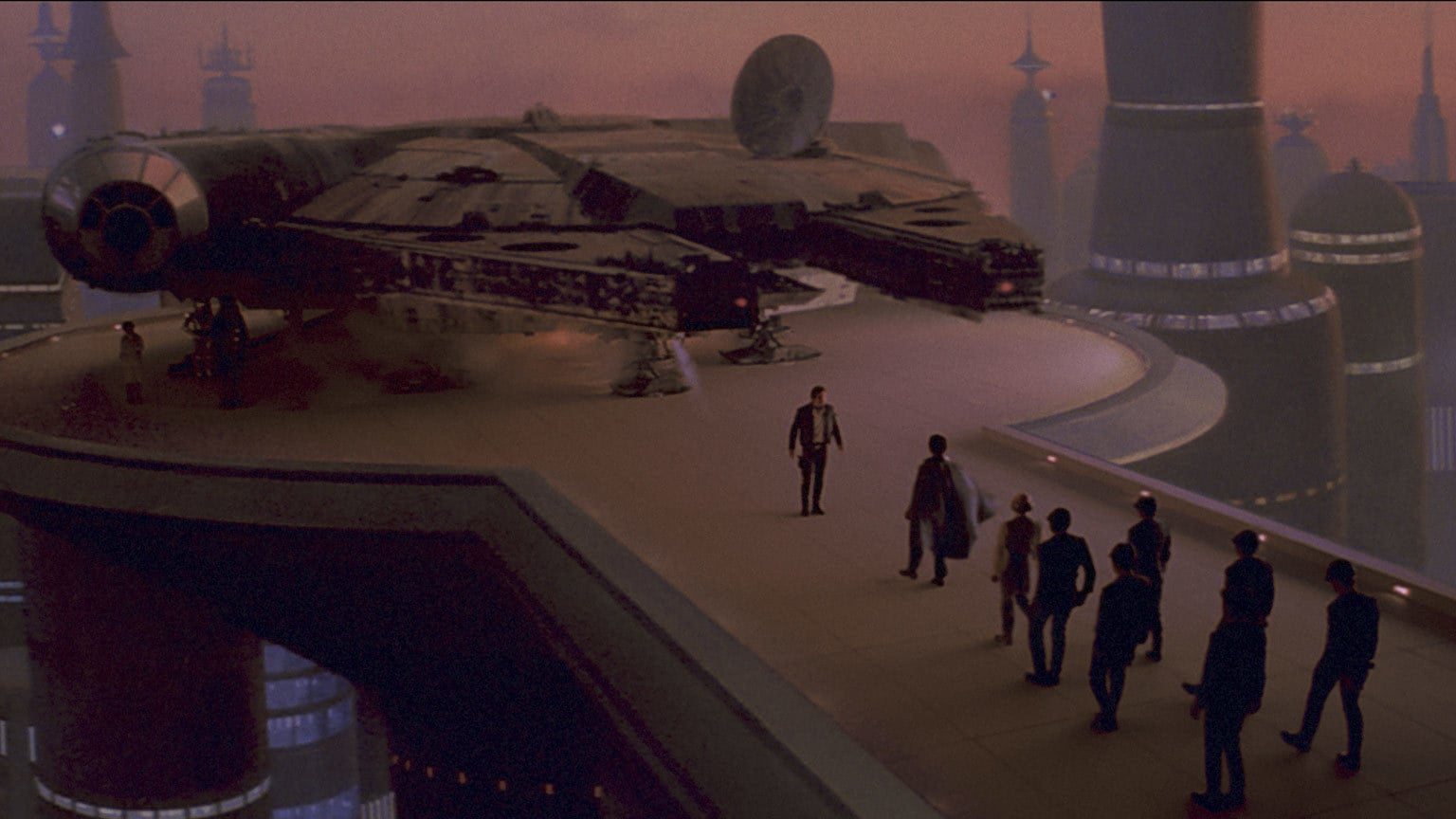 Empire at 40   Teaching with Star Wars: Lando's Choices in Star Wars: The Empire Strikes Back