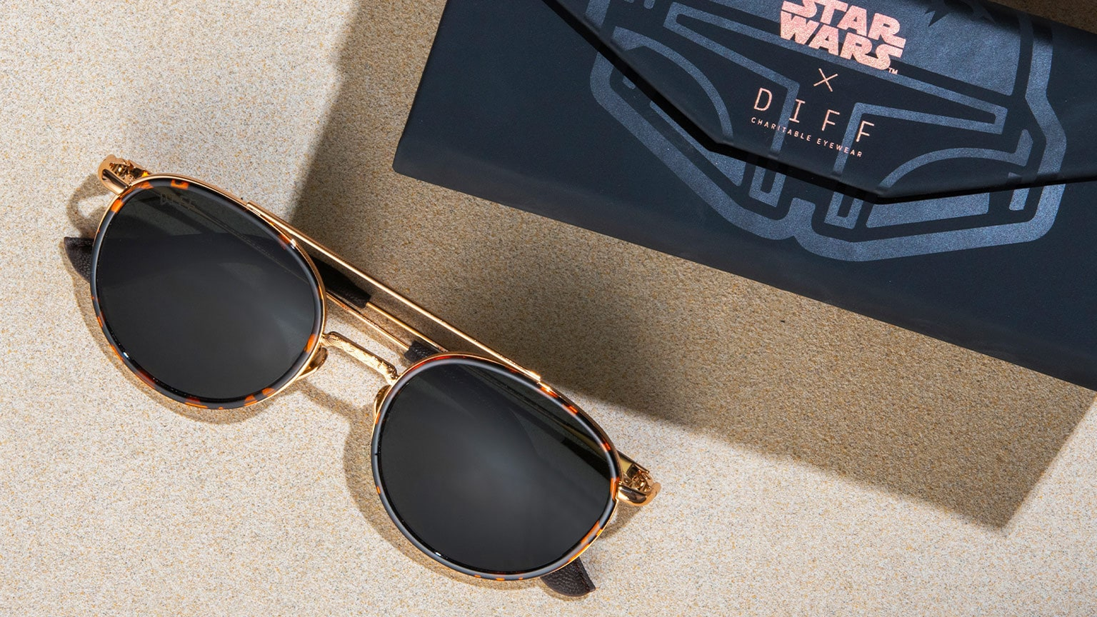 Star Wars | DIFF Launches Eyewear Celebrating an Empire