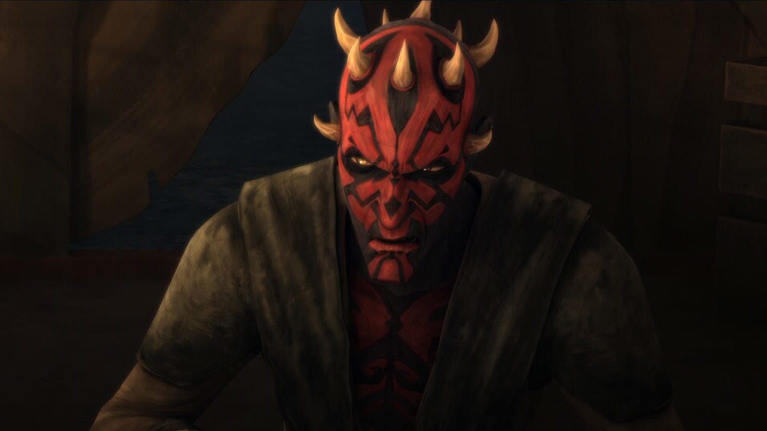 "The Clone Wars Rewatch: His ""Eminence,"" Maul"