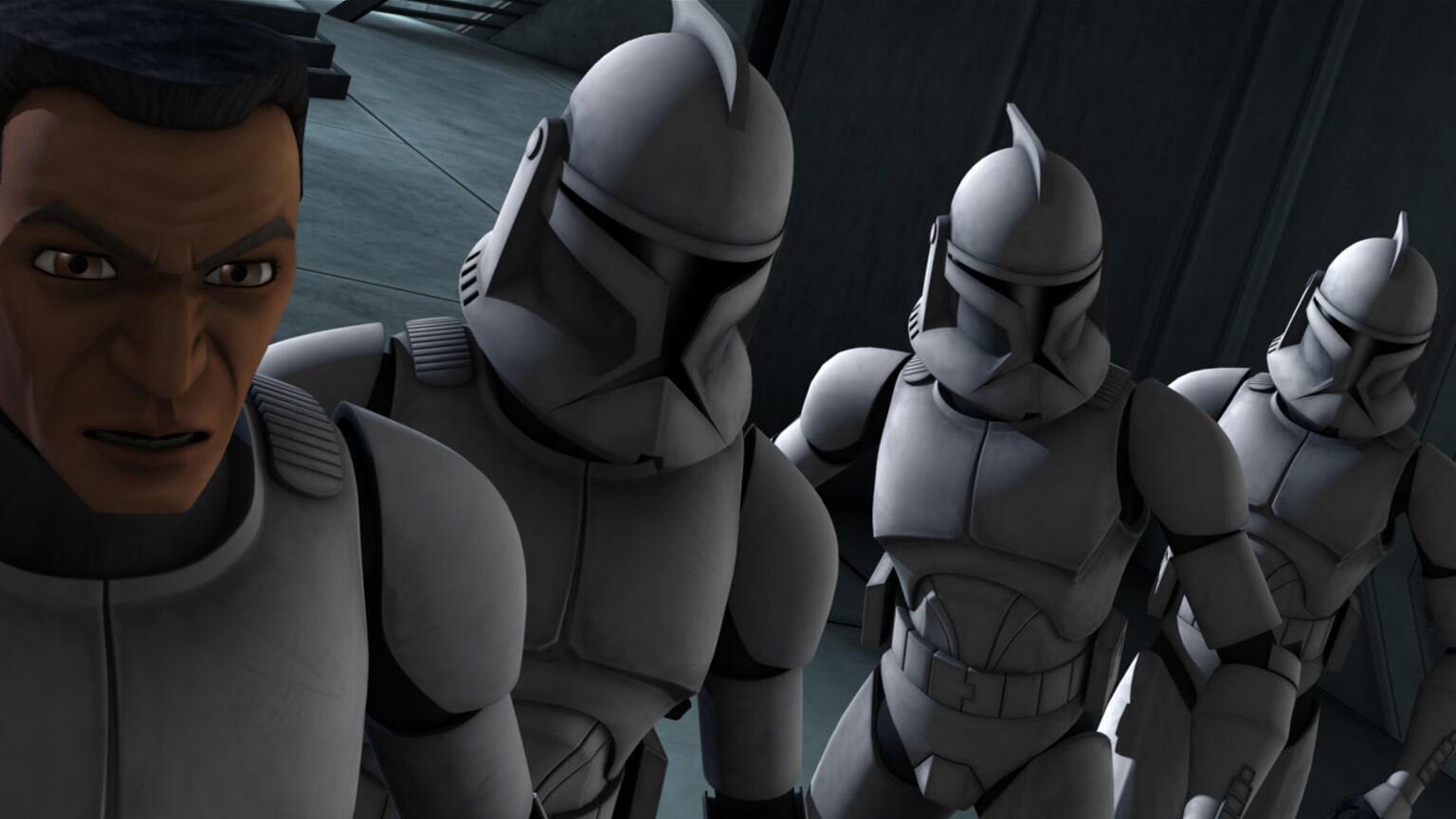 Michael Moreci's 5 Favorite Episodes of Star Wars: The Clone Wars