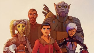 The Art of Star Wars Rebels Chronicles the Behind-the-Scenes Story of a Beloved Animated Series