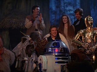 Teaching with Star Wars: Leia's Empathy and Acceptance in Star Wars: Return of the Jedi