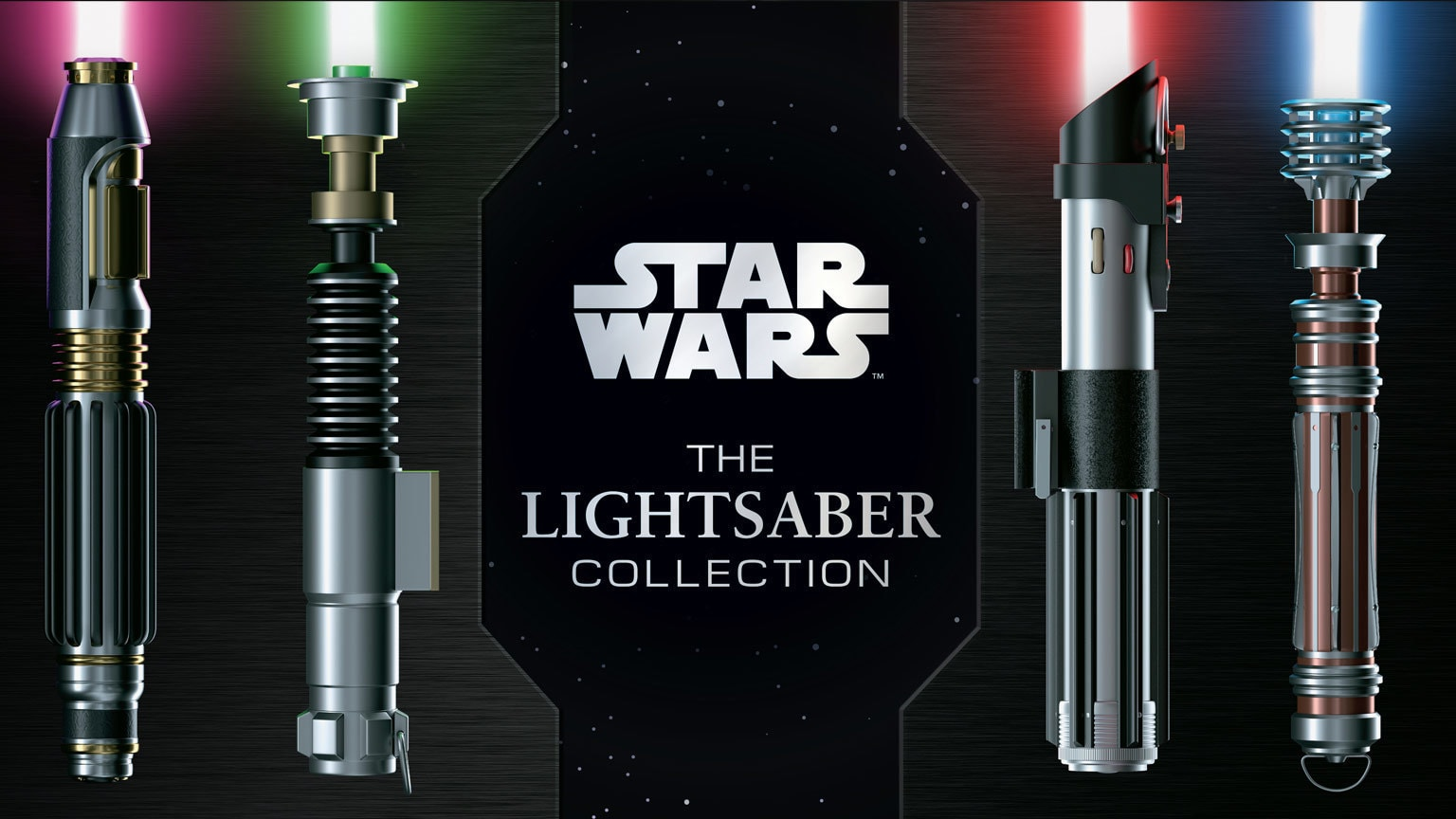 Get Your First Look Inside Star Wars: The Lightsaber Collection
