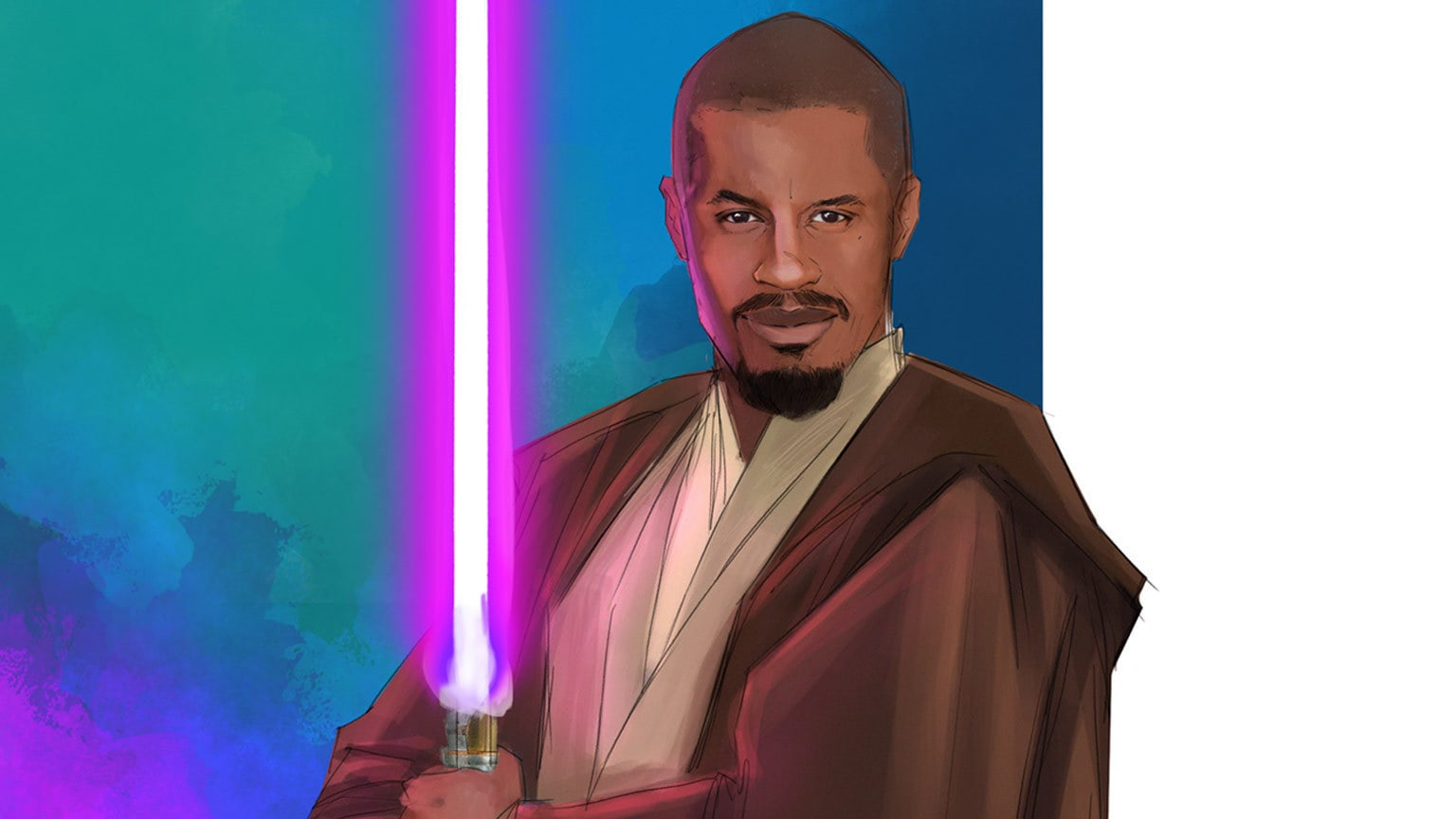 Most Impressive Fans: Star Wars: Jedi Temple Challenge Fan Art Inspired by Master Kelleran Beq