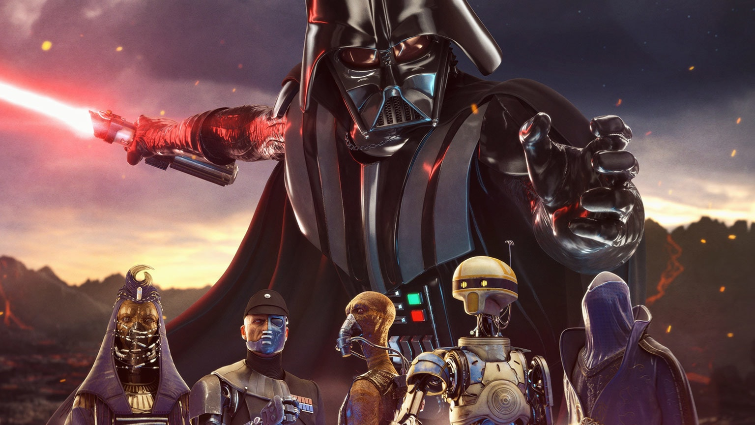 Vader Immortal: A Star Wars VR Series is Coming to PlayStation VR on August 25