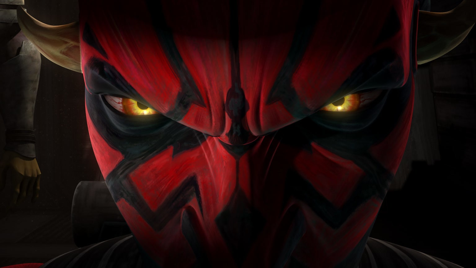 Maul Revels in His Revenge in Star Wars: The Clone Wars – Stories of Light and Dark – Exclusive Audiobook Excerpt