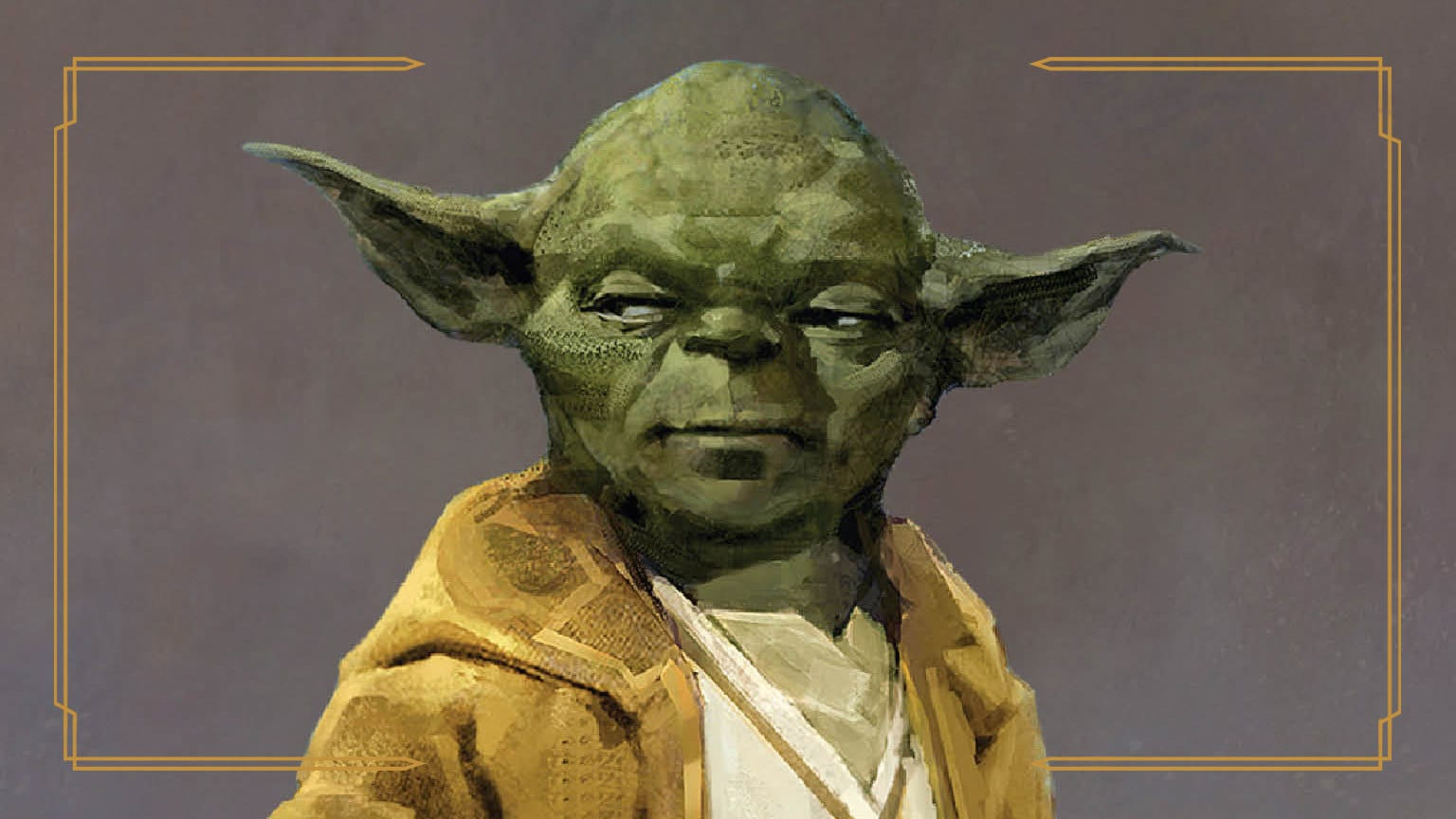 Inside Star Wars: The High Republic: Meet Yoda