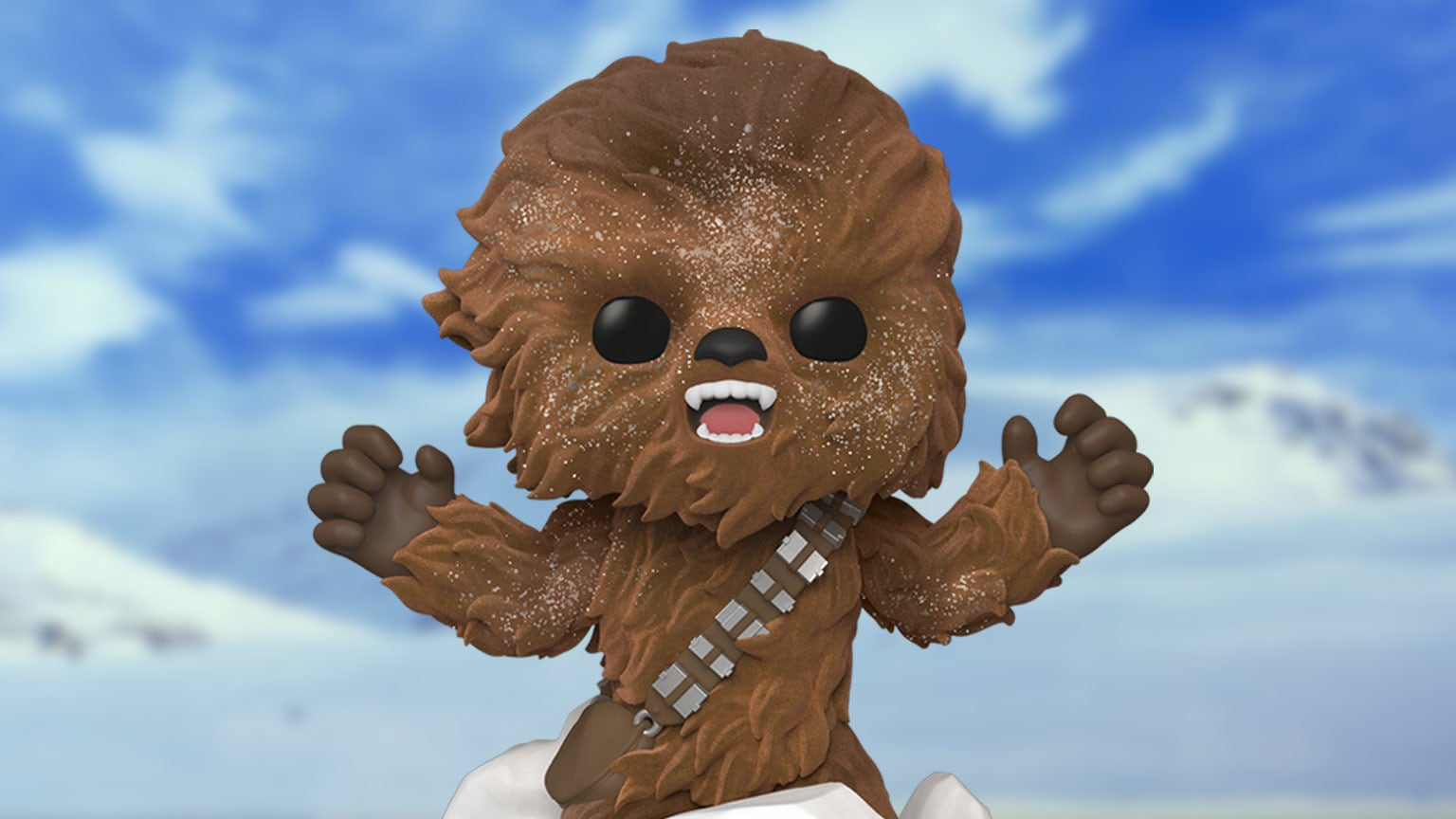 Empire at 40 | Funko Takes Fans to Hoth with New Star Wars Pop! Bobbleheads