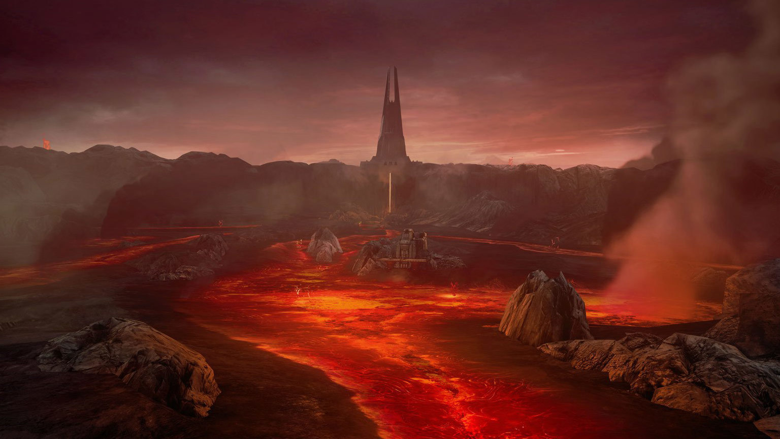 5 Things You Might Not Know About Mustafar