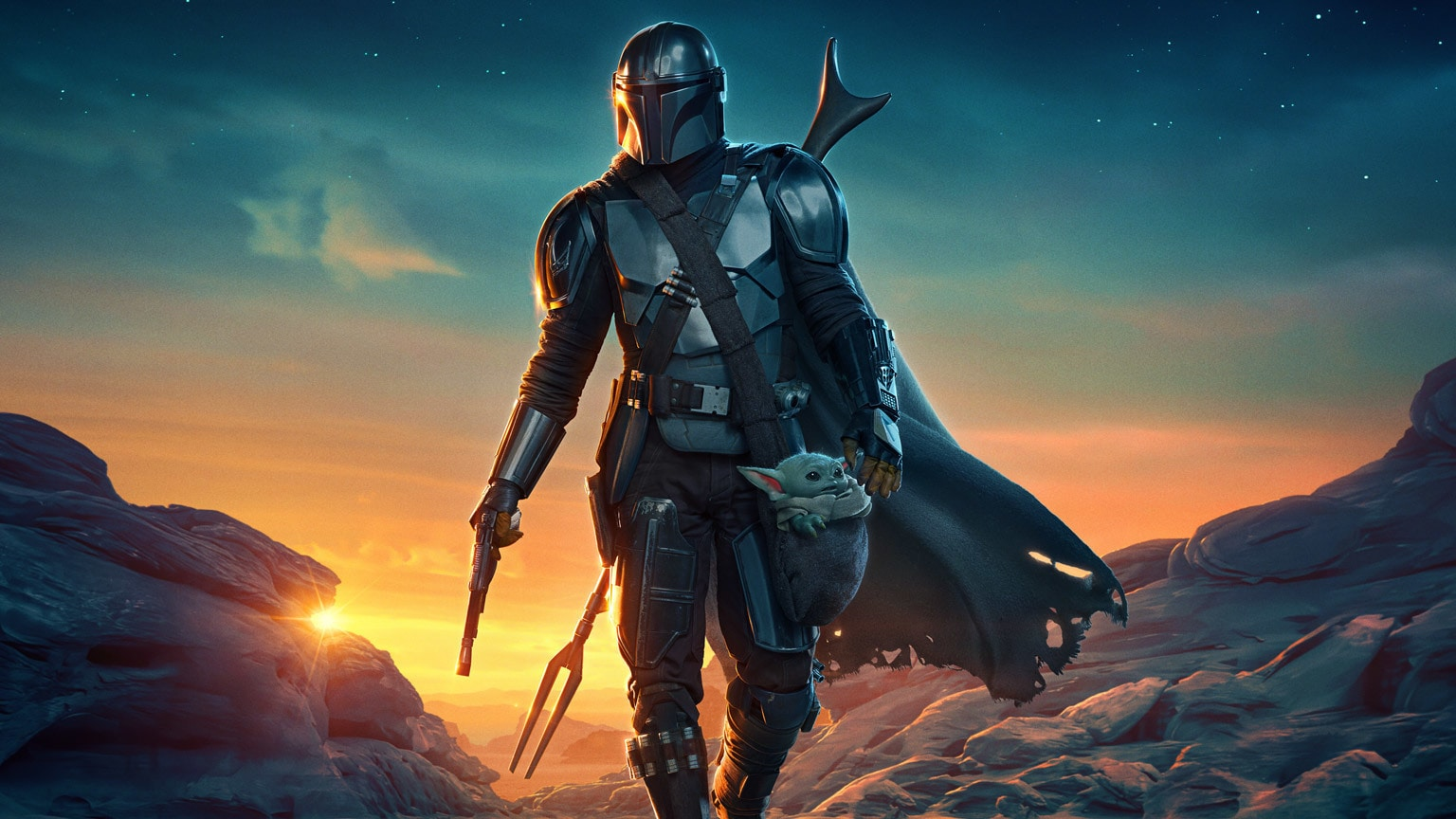 The Mandalorian Season Two: 5 Things We Love From the New Trailer