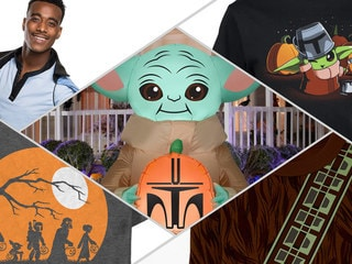 5 Star Wars Halloween Items Strong with the Scary Side of the Force