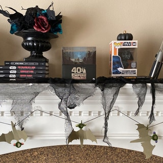 Hang Around with Mynocks Thanks to This DIY Halloween Decoration